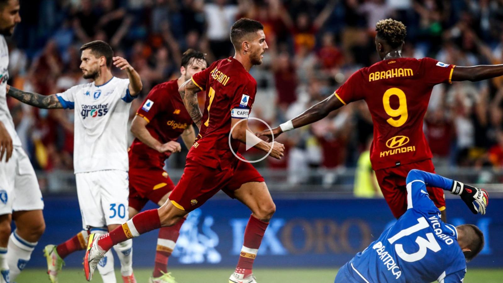 بالفيديو...أهداف الدفعة الثانية من الجولة السابعة للدوري الإيطالي