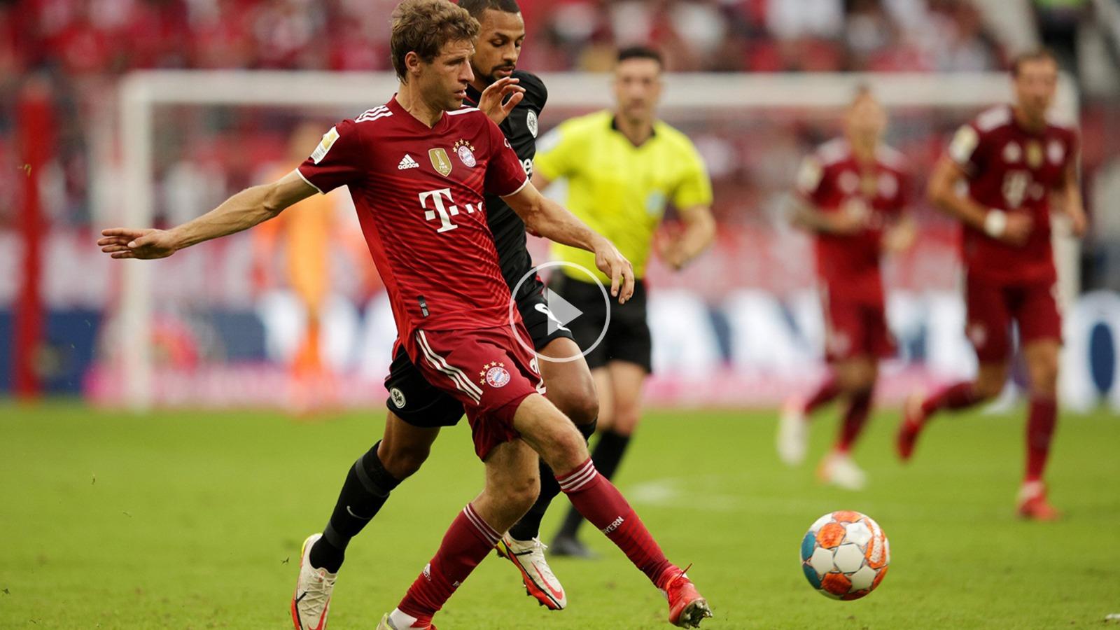 بالفيديو...أهداف الأسبوع السابع من الدوري الألماني