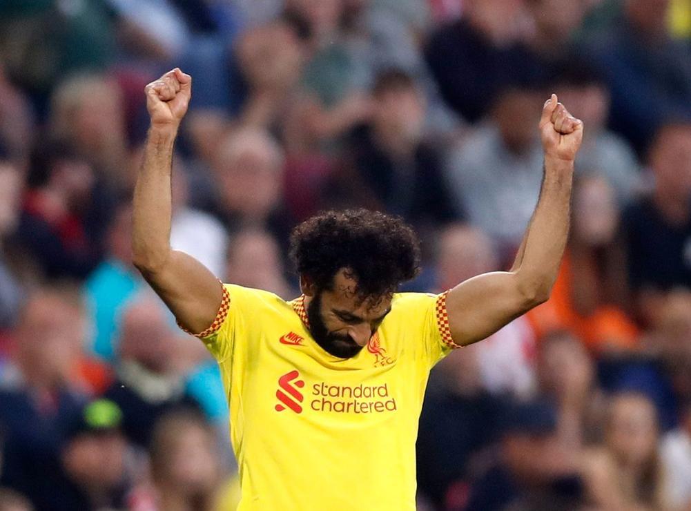 المصري محمد صلاح يفوز بجائزة أفضل لاعب لشهر سبتمبر في الدوري الإنكليزي الممتاز