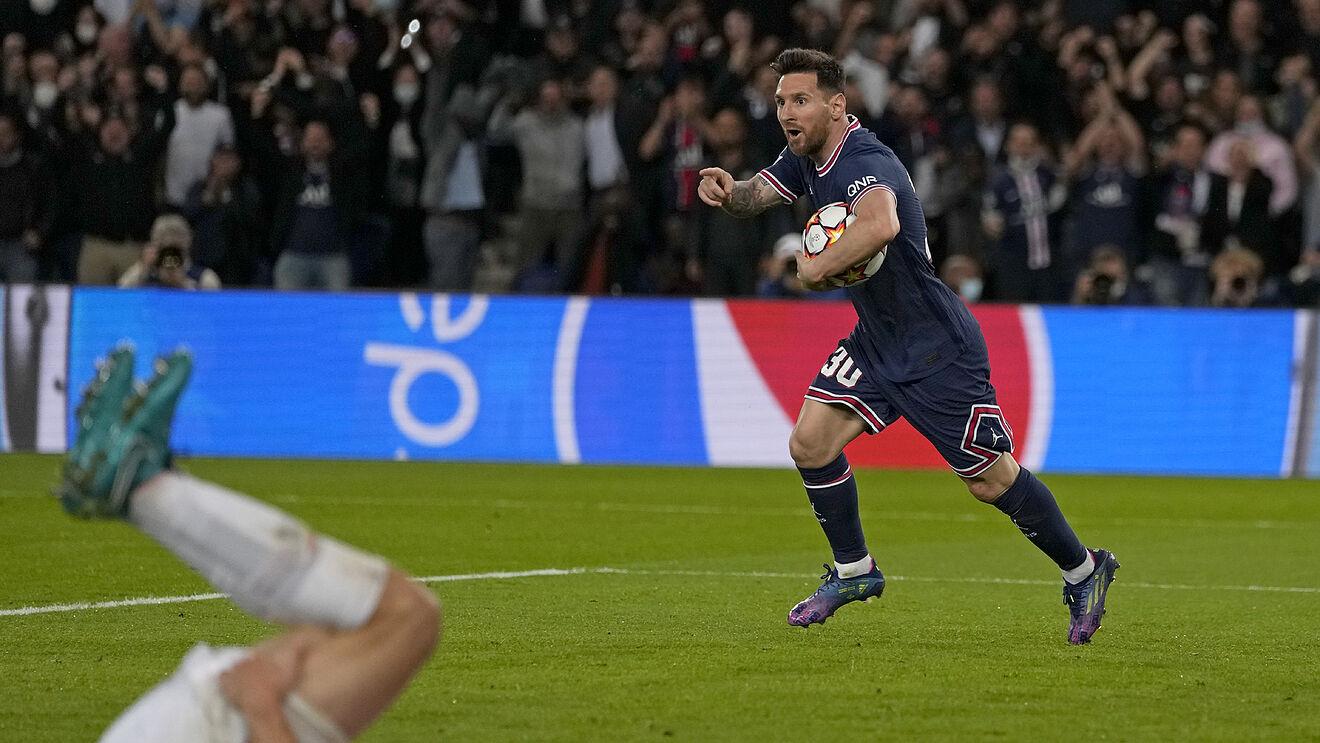 دوري أبطال أوروبا: باريس سان جيرمان يتغلب على ضيفه لايبسيك 3 - 2