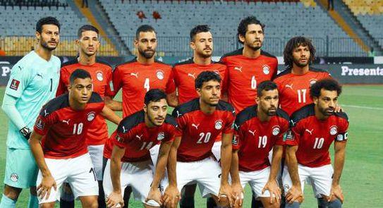 منتخب مصر يتقدم 4 مراكز في ترتيب الفيفا