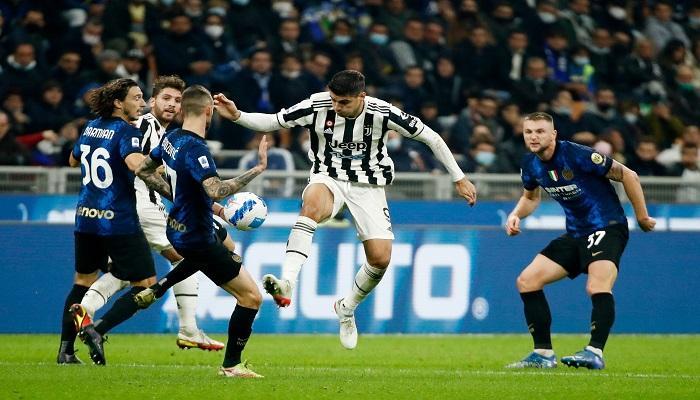 الدوري الإيطالي: التعادل يحسم لقاء إنتر ويوفنتوس 1 - 1